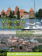 Vilnius & Lithuania (Baltic States) ebook by MobileReference