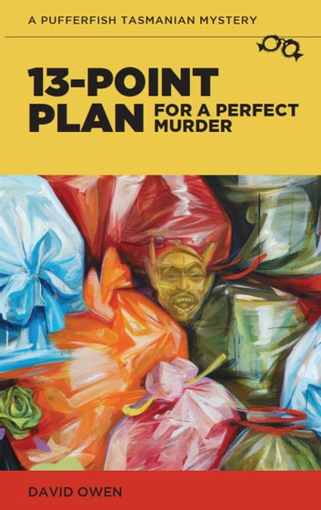 13-Point Plan for a Perfect Murder ebook by David Owen