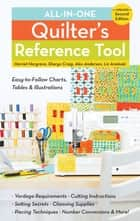 All-in-One Quilter's Reference Tool ebook by Harriet Hargrave,Sharyn Craig,Alex Anderson,Liz Aneloski