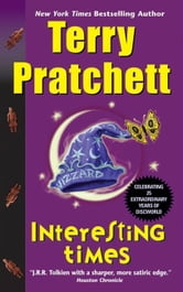Interesting Times - A Novel of Discworld ebook by Terry Pratchett