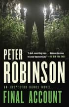 Final Account ebook by Peter Robinson