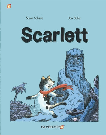 Scarlett - A Star on the Run ebook by Jon Buller,Susan Schade