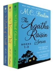 The Agatha Raisin Series, Books 1-3 ebook by M. C. Beaton