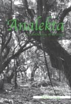 Analekta-an anthology of writing ebook by L. Lee Shaw