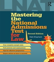 Mastering the National Admissions Test for Law ebook by Mark Shepherd