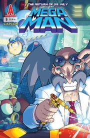 Mega Man #9 ebook by Ian Flynn, Ben Bates