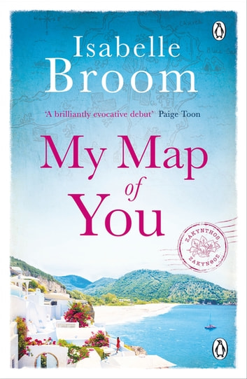 My Map of You ebook by Isabelle Broom