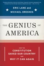 The Genius of America ebook by Eric Lane,Michael Oreskes