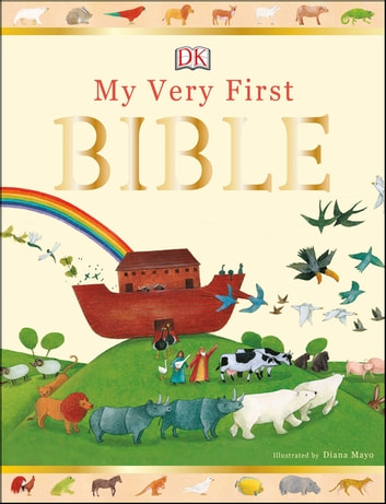 My Very First Bible eBook by DK