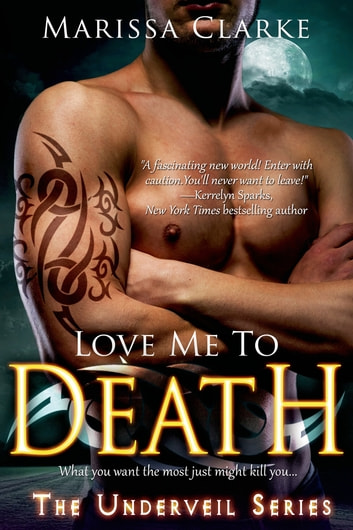 Love Me to Death ebook by Marissa Clarke