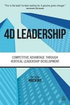 4D Leadership ebook by Alan Watkins