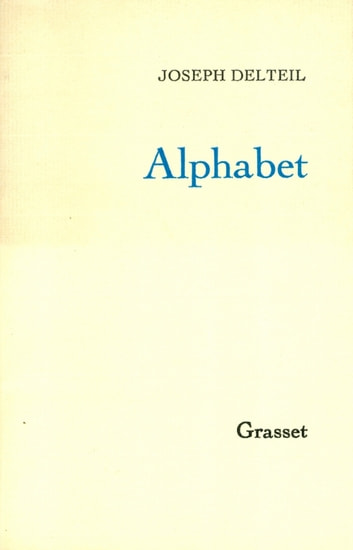 Alphabet ebook by Joseph Delteil