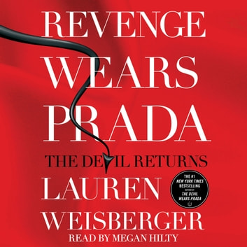 Revenge Wears Prada audiobook by Lauren Weisberger