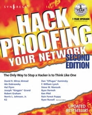 Hack Proofing Your Network ebook by Russell, Ryan