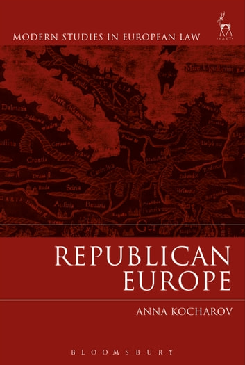 Republican Europe ebook by Ms Anna Kocharov