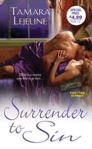 Surrender To Sin ebook by Tamara Lejeune