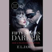 Fifty Shades Darker - Book Two of the Fifty Shades Trilogy livre audio by E L James