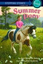 Summer Pony ebook by Jean Slaughter Doty,Ruth Sanderson