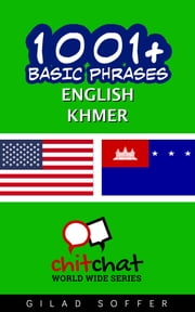 1001+ Basic Phrases English - Khmer ebook by Gilad Soffer