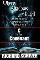 C is for Covenant: Short Tales Of Fantasy And Horror From A To Z : Where Shadows Dwell 3 ebook by Richard Schiver