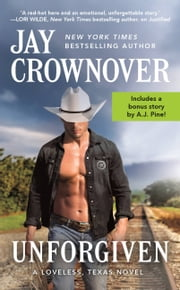 Unforgiven - Includes a bonus novella ebook by Jay Crownover