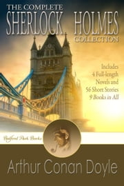 The Complete Sherlock Holmes Collection ebook by Doyle, Arthur Conan