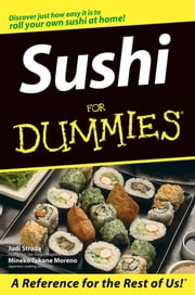 Sushi For Dummies ebook by Kobo.Web.Store.Products.Fields.ContributorFieldViewModel