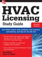 HVAC Licensing Study Guide, Second Edition ebook by Rex Miller, Mark R. Miller