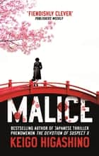 Malice ebook by Keigo Higashino