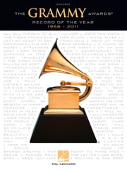 The Grammy Awards Record of the Year 1958-2011 Ukulele Songbook ebook by Hal Leonard Corp.