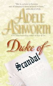 Duke of Scandal ebook by Adele Ashworth