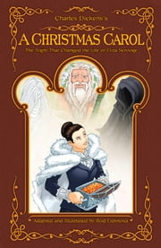 A Christmas Carol: The Night That Changed the Life of Eliza Scrooge ebook by Rod Espinosa