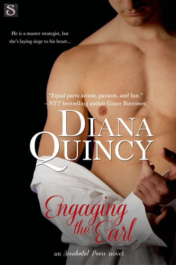 Engaging the Earl ebook by Diana Quincy