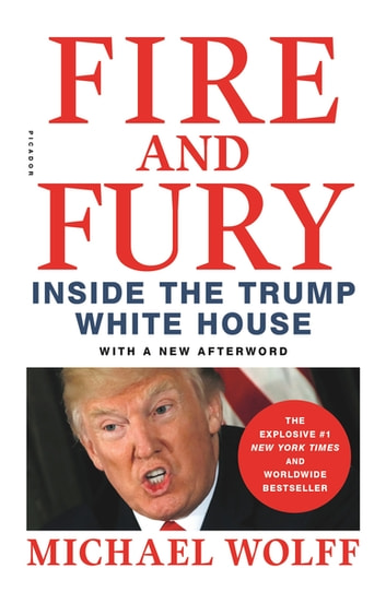 Fire and Fury - Inside the Trump White House ekitaplar by Michael Wolff