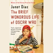 The Brief Wondrous Life of Oscar Wao audiobook by Junot Díaz