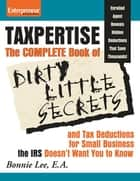 Taxpertise ebook by Bonnie Lee
