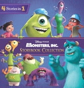 Monsters Inc Storybook Collection Ebook By Disney Books 9781484703489 Rakuten Kobo United States