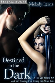 Destined in the Dark - Historical Cross-Dressing Medieval M/M Erotica from Steam Books ebook by Melody Lewis,Steam Books