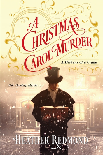 A Christmas Carol Murder ebook by Heather Redmond