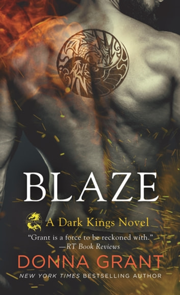 Blaze - A Dragon Romance ebook by Donna Grant