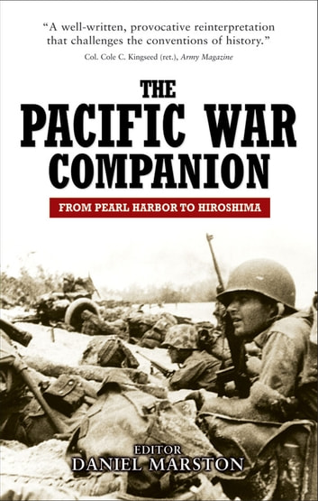 The Pacific War - From Pearl Harbor to Hiroshima eBook by
