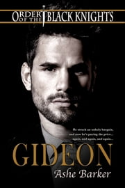 Gideon ebook door Ashe Barker