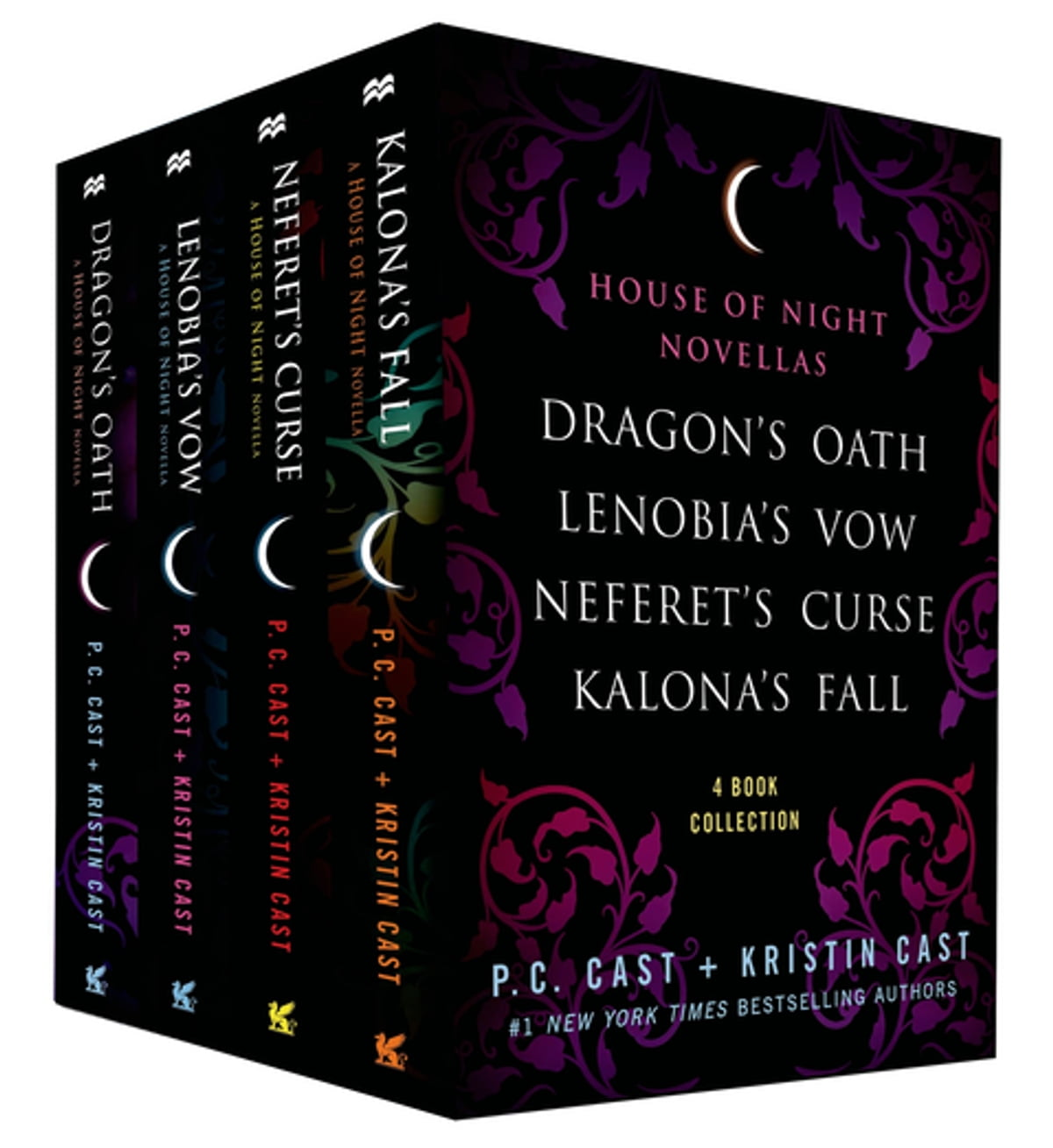 The House Of Night Novellas 4 Book Collection Ebook By P C Cast