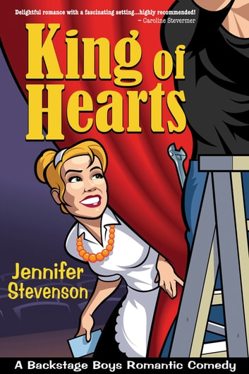 King of Hearts ebook by Jennifer Stevenson