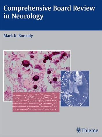 Comprehensive Board Review in Neurology ebook by