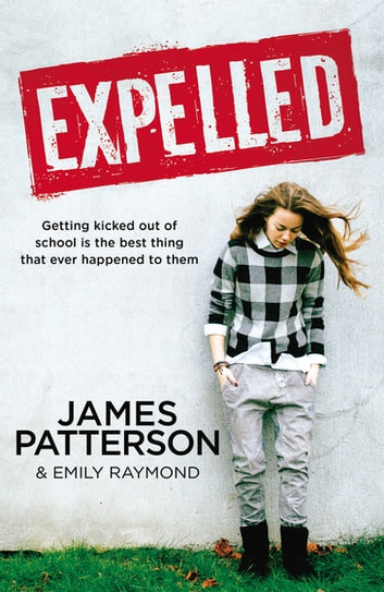 Expelled ebook by James Patterson