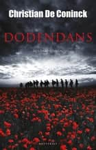 Dodendans ebook by Christian De Coninck