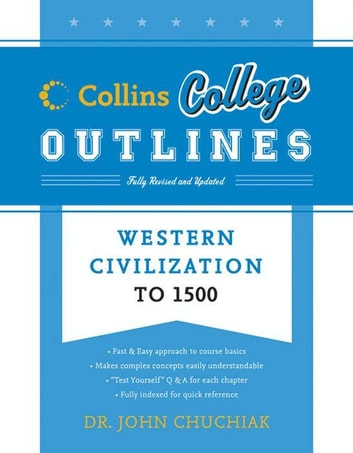 Western Civilization to 1500 ebook by John Chuchiak,Walter Kirchner