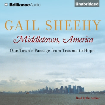 Middletown America Audiobook By Gail Sheehy 9781543611885