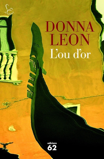 L'ou d'or eBook by Donna Leon